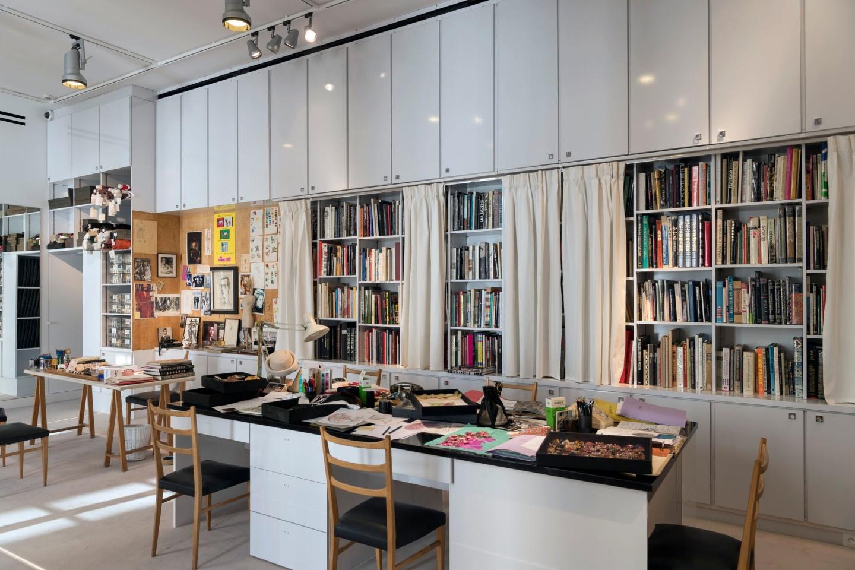 Musée YSL Le Studio - Luc Castel