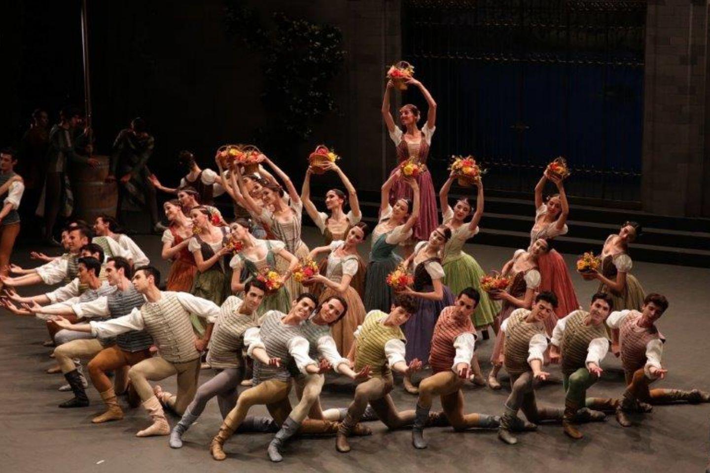 Il Corpo di Ballo del Teatro alla Scala